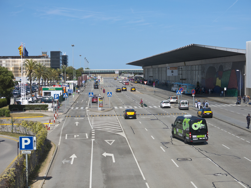Barcelona Airport–El Prat (BCN) serves Barcelona and the region of Catalonia in Spain.