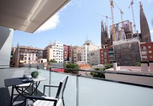 Sensation Sagrada Familia Hotel